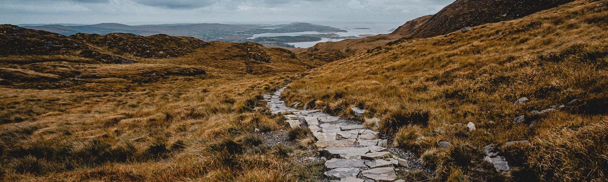 Irland Connemara National Park 01